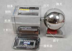 小型中药制丸机