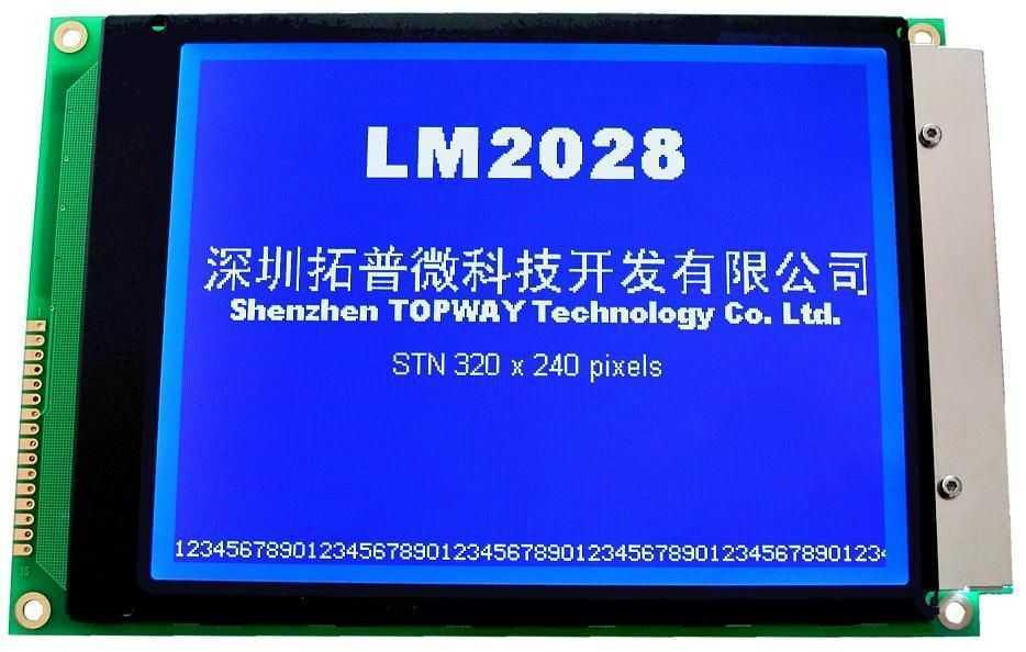 供应LCD液晶模块LM2028系列(图)