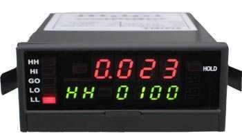 智能多段报警电流表电压表