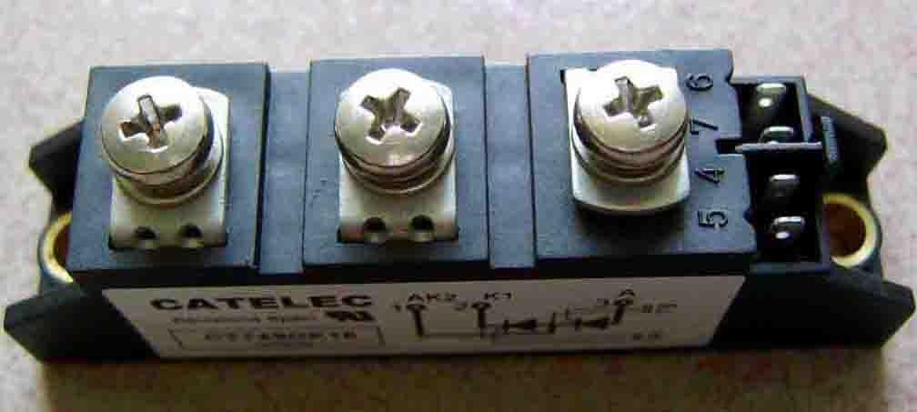 可控硅,固态调压器