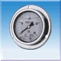YTN-60/100/150--带边耐震压力表