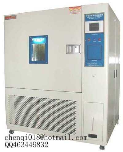 可程式高低温湿热试验机