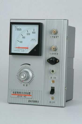 电磁调速电动机控制装置