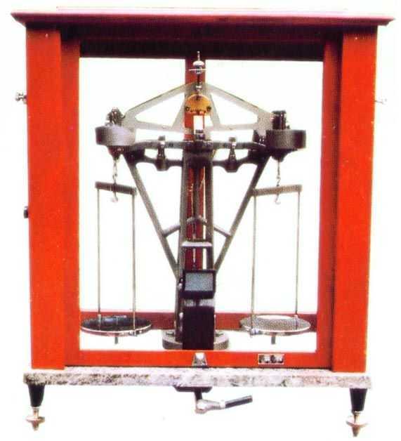 五公斤三级电光天平