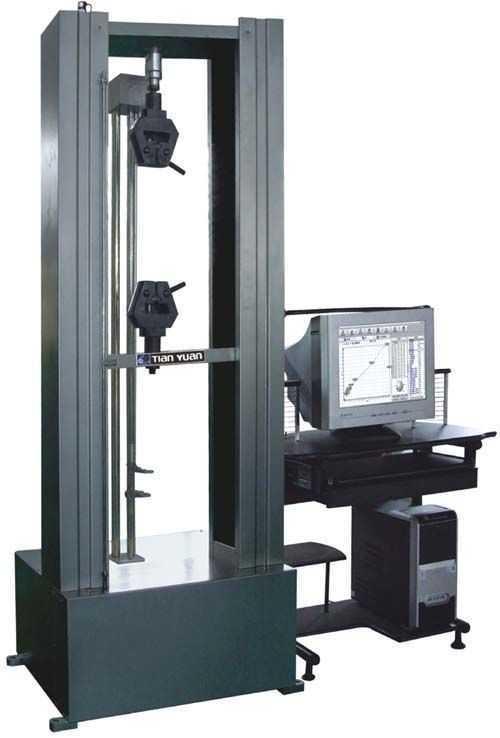 TY8000系列10N-50KN伺服控制材料试验机