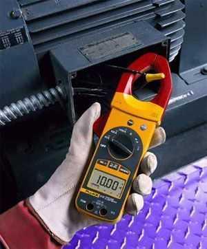 FLUKE312-数字钳型表