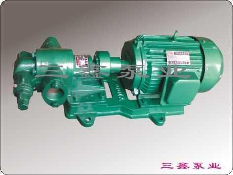 三鑫齿轮油泵KCB-18.3│转子泵│输油泵