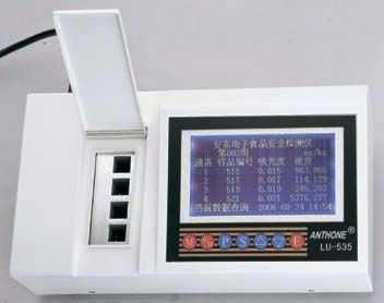 LU-501-食品甲醛快速檢測儀