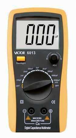 VICTOR 6013数字电感/电容/电阻表