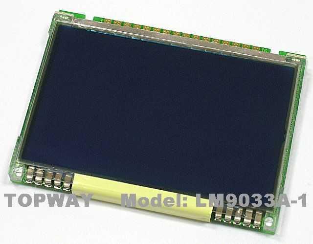 LCD液晶显示模块LM9033A