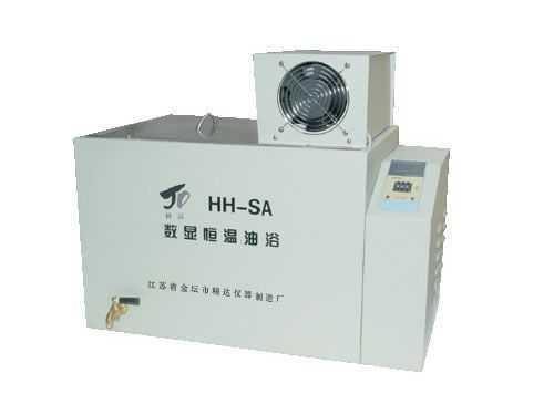 HH-SA数显超级恒温油浴