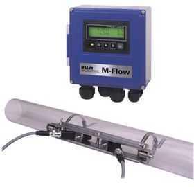 FLV日本富士時差固定式超聲波流量計