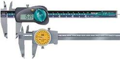 瑞士TESA 防水防油数显卡尺/带表卡尺/游标卡尺/电子数显卡尺