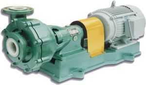 UHB耐腐耐磨脱硫专用泵