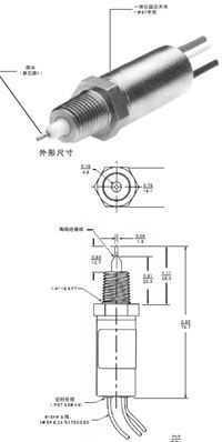 Gems 电导式(电极)液位开关电导式液位开关