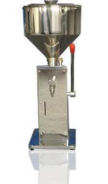 手动灌装机Y小剂量灌装机Y膏液一体灌装机