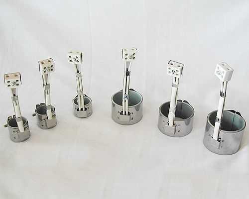 注塑机配件,螺杆,料筒,法兰,射咀,铰边,铜套,十字架
