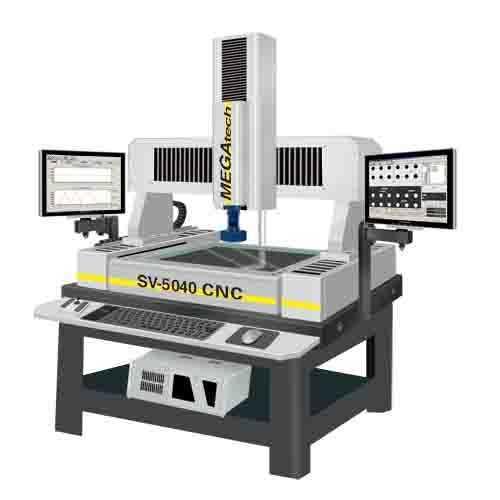 三次元影像测量仪