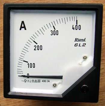 6L2、6C2、6L交直流电流电压表,有功、无功功率表、功率因数表、频率表,板表