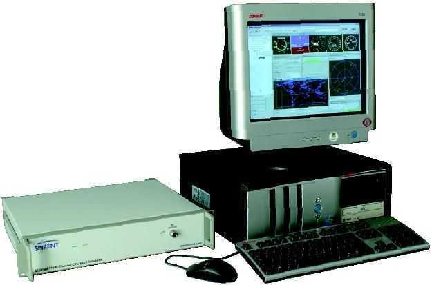 GSS 6560 12信道GPS/SBAS仿真系统