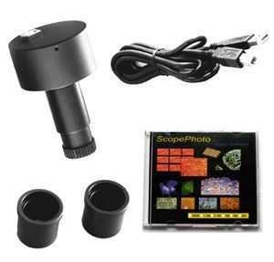 5M CCD 顯微鏡數字相機 顯微鏡數字目鏡