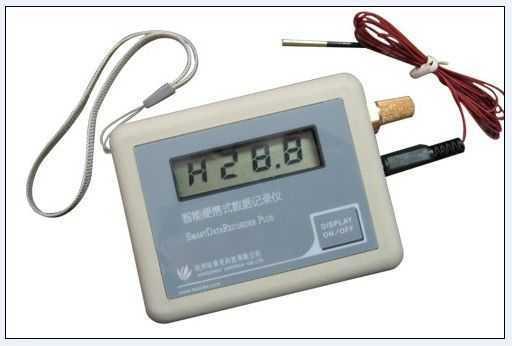 HT501A--温湿度记录器(液晶双路)