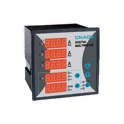 AOB292Z-UIHF供應多功能組合儀表(可同時測量電流,電壓,功率因數,頻率)