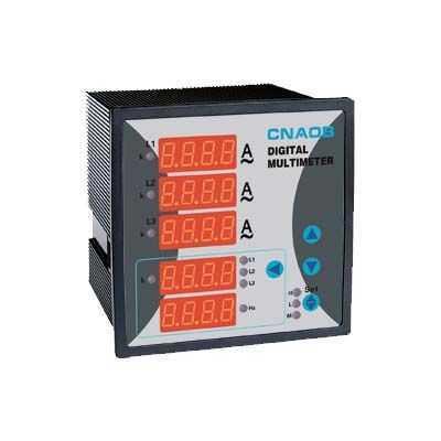 AOB292Z-UIF供應多功能組合儀表(可測量三相電流,六相電壓,頻率)