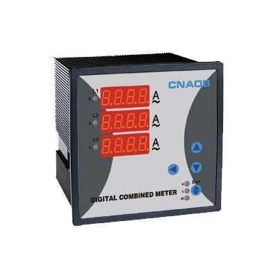 供应多功能组合仪表(可测量三相电流)