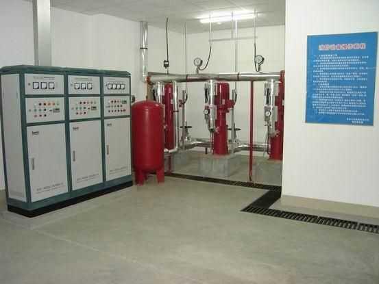 全自动变频消防泵组