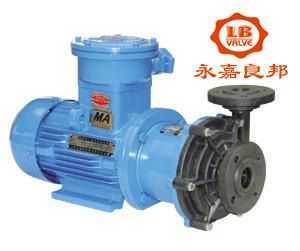 CQF型工程塑料防爆磁力泵