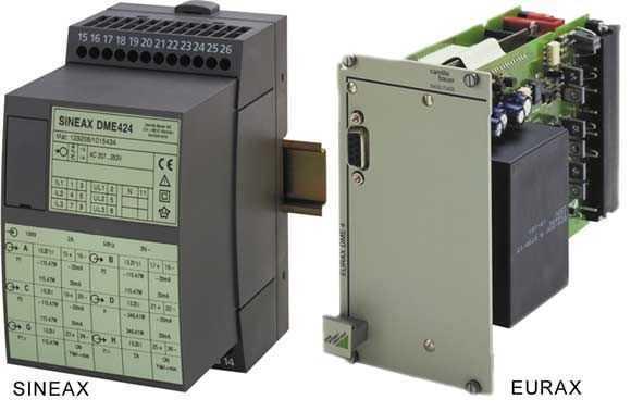 SINEAX DME 442多功能電量變送器