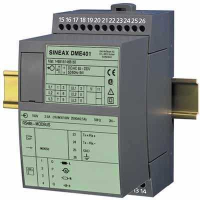 SINEAX DME 401多功能電量變送器