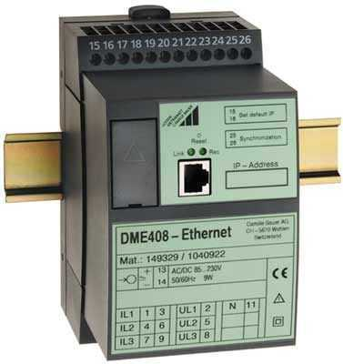 SINEAX DME 408多功能電量變送器