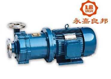 CQ型耐腐蝕不銹鋼防爆磁力泵