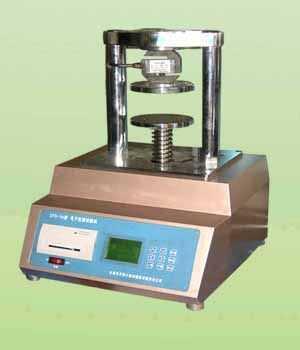 电子式压缩试验仪(环压仪)