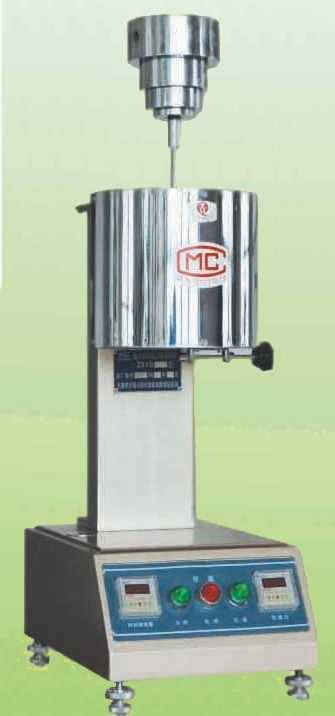 熔体流动速率仪(熔融指数仪)