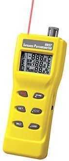AZ8857三合一紅外線測量儀