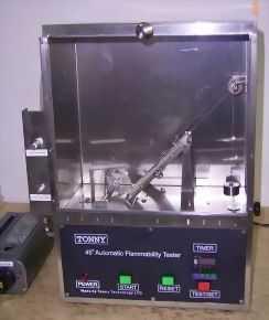 45°燃烧性测试仪
