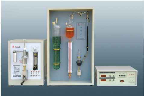 QF-CS5型微機碳硫分析儀器、爐前化驗設備