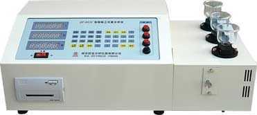 QF-BS3C型智能三元素分析仪器、金属元素化验设备