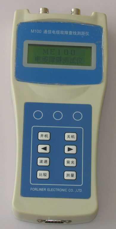 ME100 手持式電纜故障測試儀
