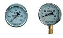 一般壓力表衛生型雙針壓力表