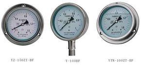 不锈钢压力表用途
