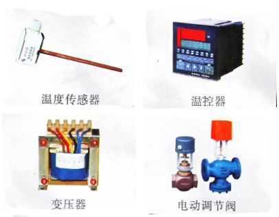 电镀加热温度控制电路图