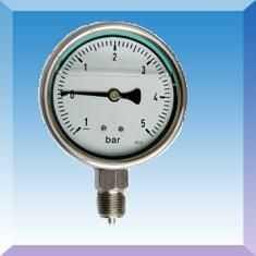 (YZN-50/60/100/150)耐震真空压力表