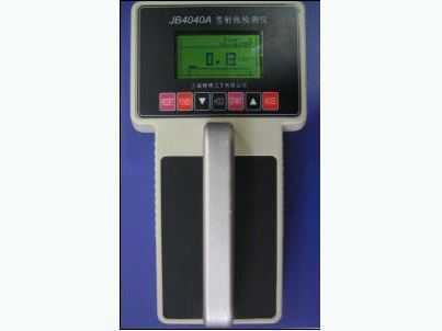 JB4040A型α、β、γ、X射线检测仪