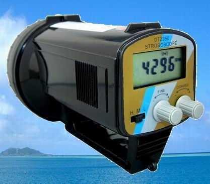 DT2350B频闪转速表