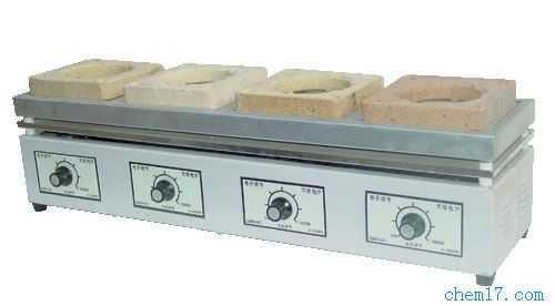 电炉温度表接线图