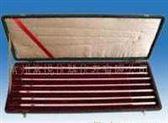 熔点棒式水银温度计(精密温度计)